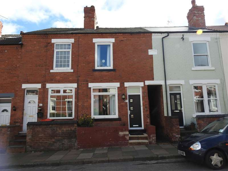 2 Bedrooms Property for sale in Sandy Lane, Hucknall, Nottingham