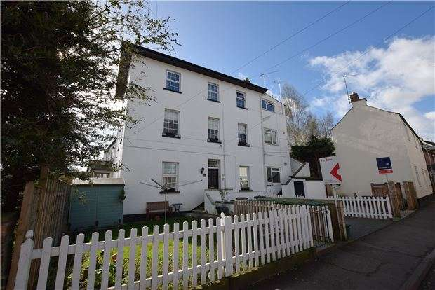 1 Bedroom Flat for sale in Church Street, Charlton Kings, CHELTENHAM, Gloucestershire, GL53 8AS