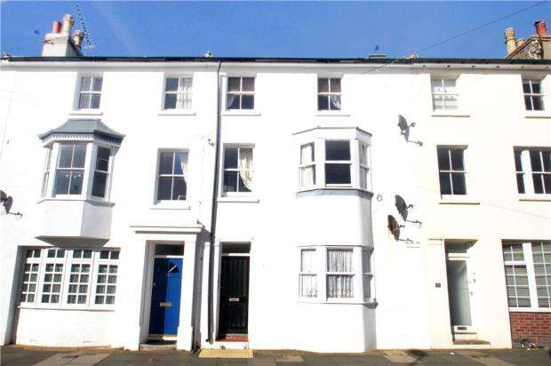 1 Bedroom Apartment Flat for sale in Western Road, Littlehampton, West Sussex, BN17