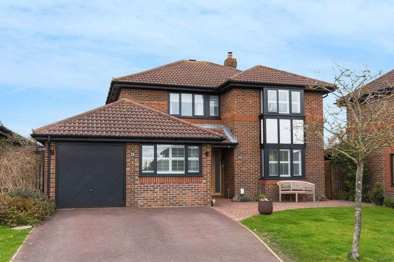 4 Bedrooms Detached House for sale in Lovelace Close, Abingdon