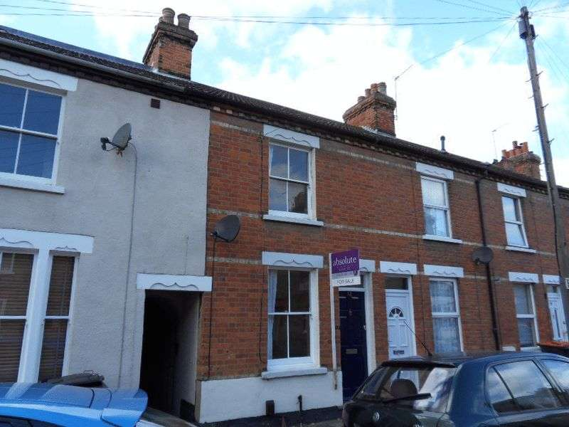 2 Bedrooms Terraced House for sale in Gladstone Street, Bedford