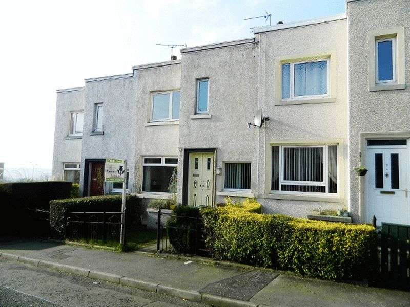 2 Bedrooms Terraced House for sale in 6 BRAEHEAD ALVA