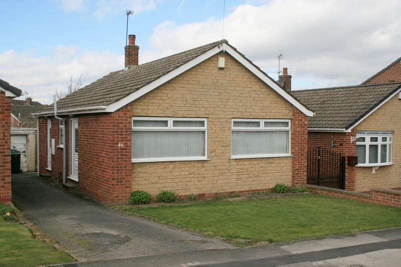 2 Bedrooms Detached Bungalow for sale in All Saints Way, Aston, Sheffield S26