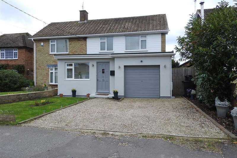 3 Bedrooms Detached House for sale in North End, Southminster