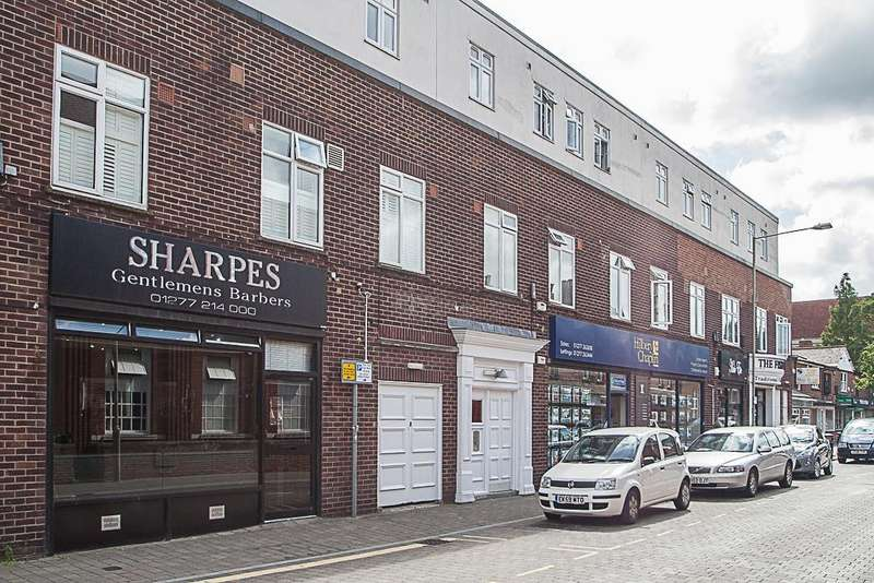 1 Bedroom Apartment Flat for sale in St. Thomas Road, Brentwood