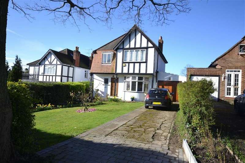 3 Bedrooms Detached House for sale in Cowley Hill, Borehamwood