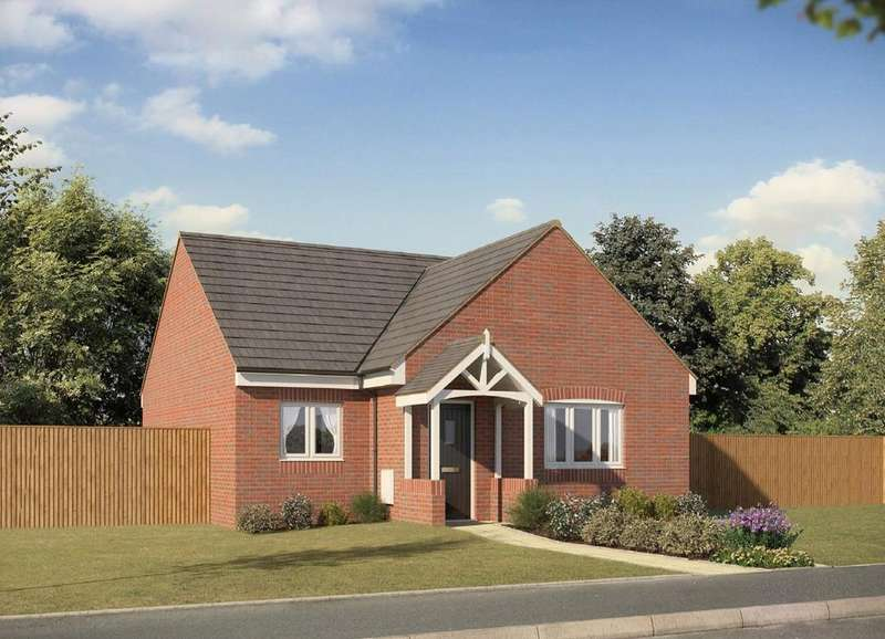 2 Bedrooms Detached House for sale in St Dunstans Place, Off High Street, Burbage, Wiltshire, SN8