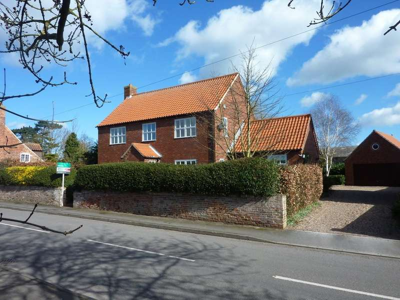 3 Bedrooms Detached House for sale in Town Street, Clayworth, Retford