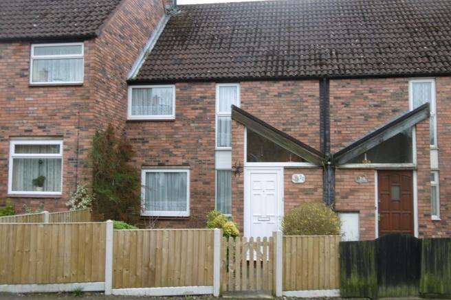 3 Bedrooms Terraced House for sale in 22 Majestic Way, Aqueduct, Telford, Shropshire, TF4 3RA