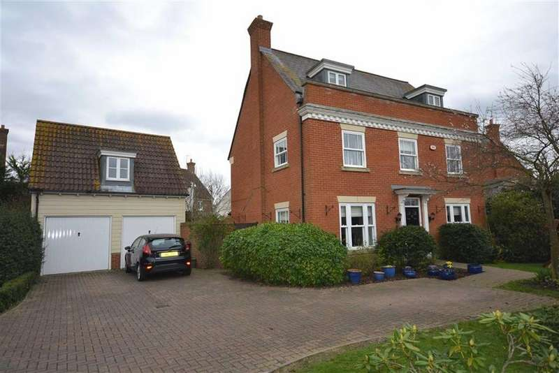 5 Bedrooms Detached House for sale in Mereworth Road, South Woodham Ferrers, Essex