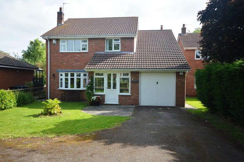 4 Bedrooms Detached House for rent in The Fold, Hickling Lane, Kinoulton