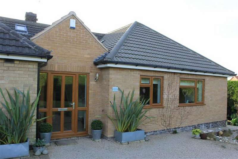 5 Bedrooms Bungalow for sale in The Mount, Scraptoft, Leicestershire