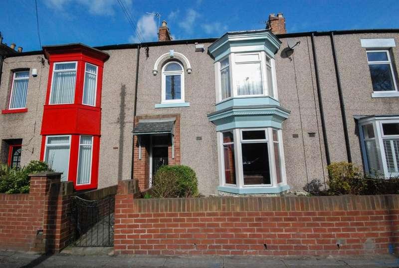 4 Bedrooms Terraced House for sale in Western Terrace, East Boldon