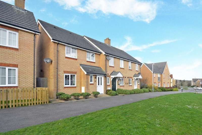 3 Bedrooms End Of Terrace House for sale in Hawkinge, CT18