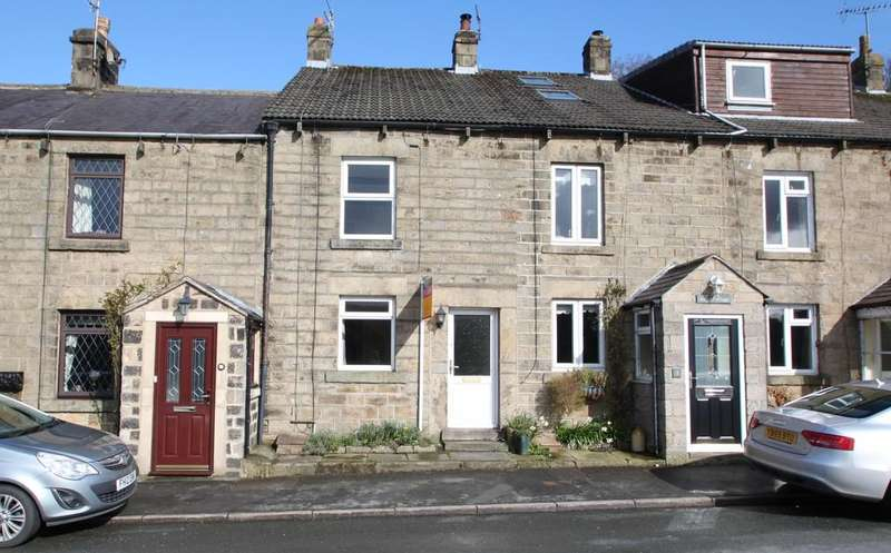 2 Bedrooms Terraced House for sale in Pudsey Terrace, Low Laithe, Harrogate