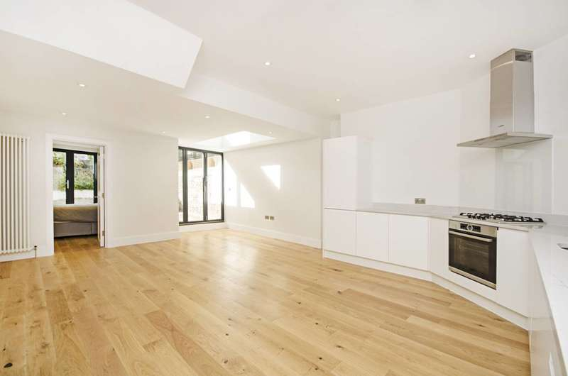 2 Bedrooms Flat for sale in Grittleton Road, Maida Hill, W9