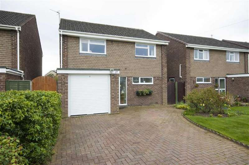 4 Bedrooms Detached House for sale in Sutton Lane, Sutton Park, Shrewsbury, Shropshire