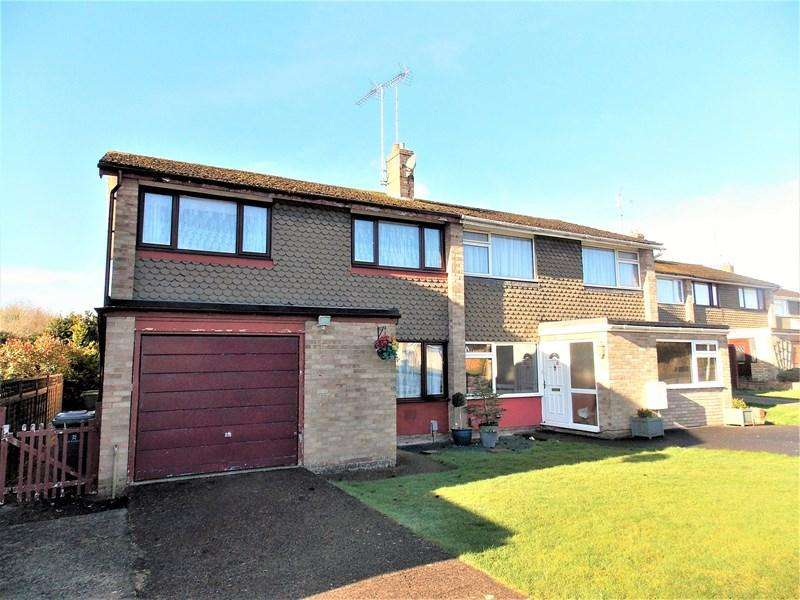 4 Bedrooms Semi Detached House for sale in Circuit Lane, Reading