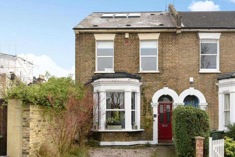 5 Bedrooms Terraced House for sale in Alderton Road, Herne Hill, SE24