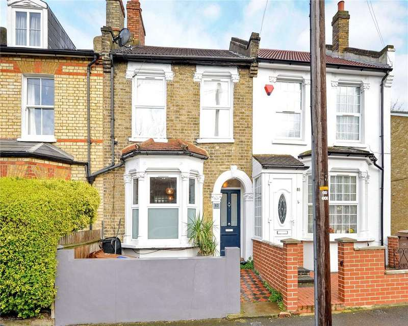 3 Bedrooms Terraced House for sale in Hindmans Road, East Dulwich, London, SE22