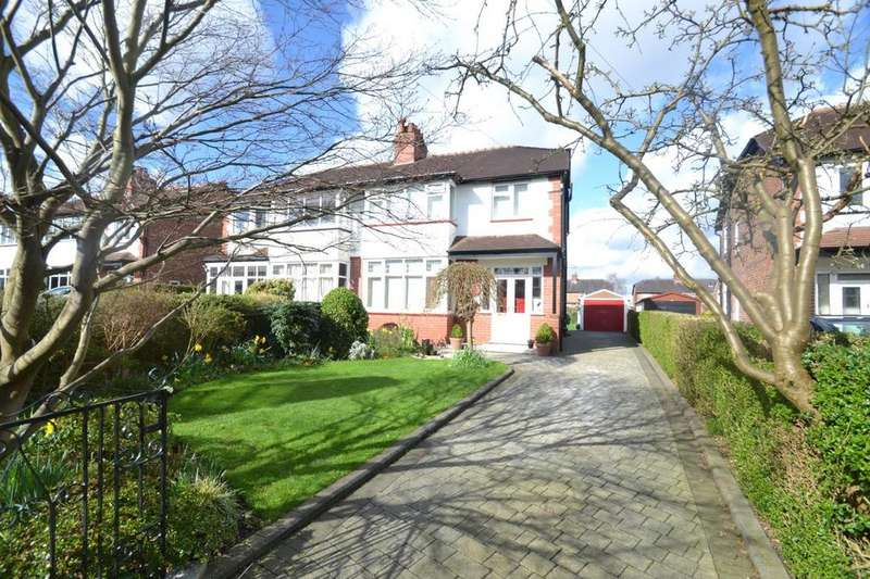 3 Bedrooms Semi Detached House for sale in Priory Road, Sale