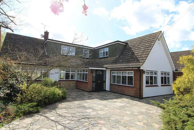 4 Bedrooms Chalet House for sale in Victoria Road, Bulphan, Upminster, Essex, RM14