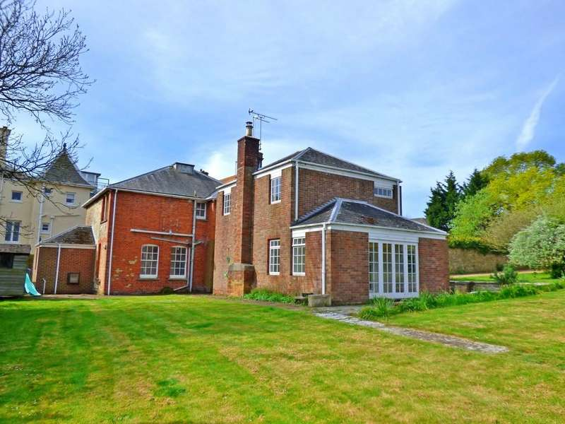 4 Bedrooms Detached House for sale in St Helens, Isle of Wight