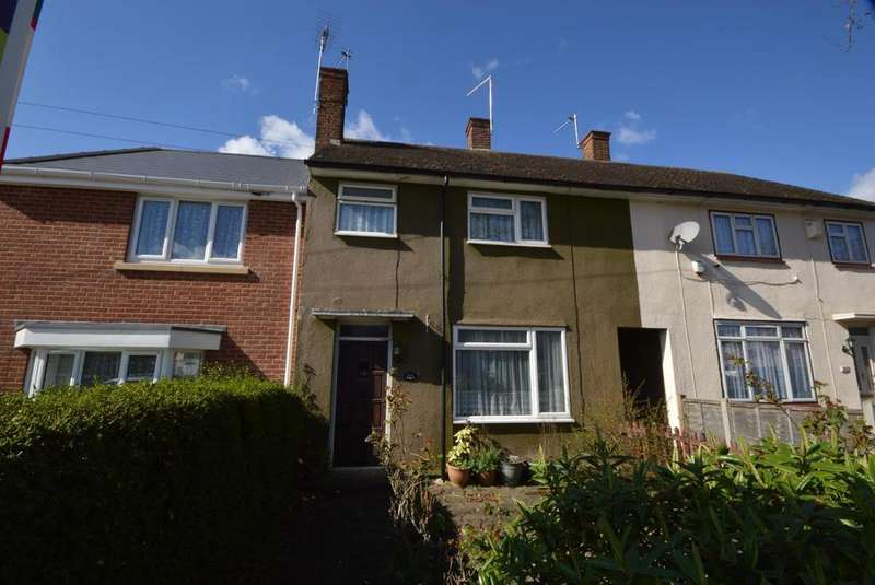 2 Bedrooms Town House for sale in Chippenham Road, Harold Hill, Romford, RM3