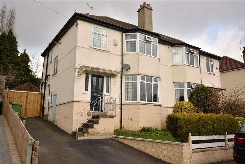 3 Bedrooms Semi Detached House for sale in Allerton Grange Drive, Leeds, West Yorkshire