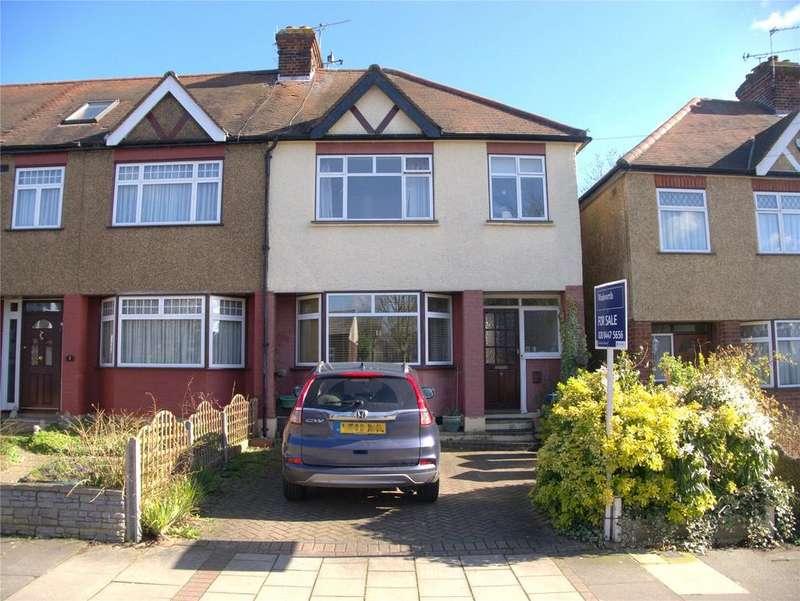3 Bedrooms End Of Terrace House for sale in Alan Drive, Barnet, Herts, EN5