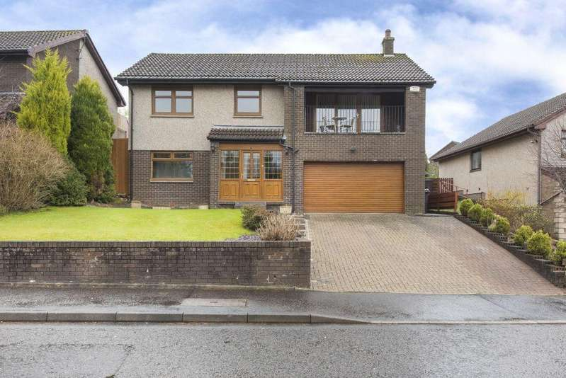 4 Bedrooms Detached House for sale in 2 Redhills View, Lennoxtown, Glasgow, G66 7BL