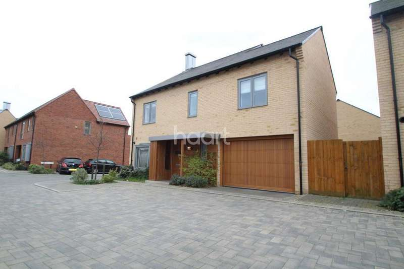 4 Bedrooms Detached House for sale in Old Mills Road, Trumpington, Cambridge