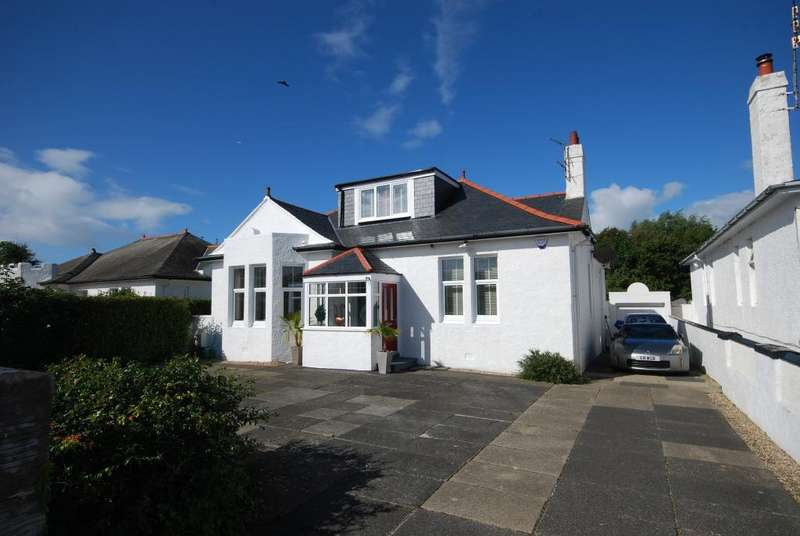 3 Bedrooms Detached Bungalow for sale in 17 Hillhouse Road, Troon, Barassie, KA10 6SY