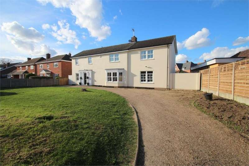 5 Bedrooms Detached House for sale in East Road, West Mersea, COLCHESTER, Essex
