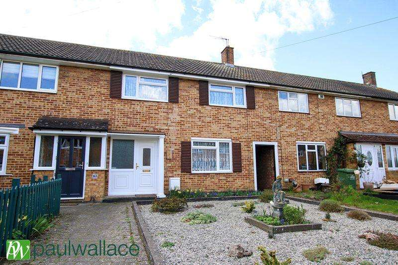 3 Bedrooms Terraced House for sale in Barrow Lane, West Cheshunt
