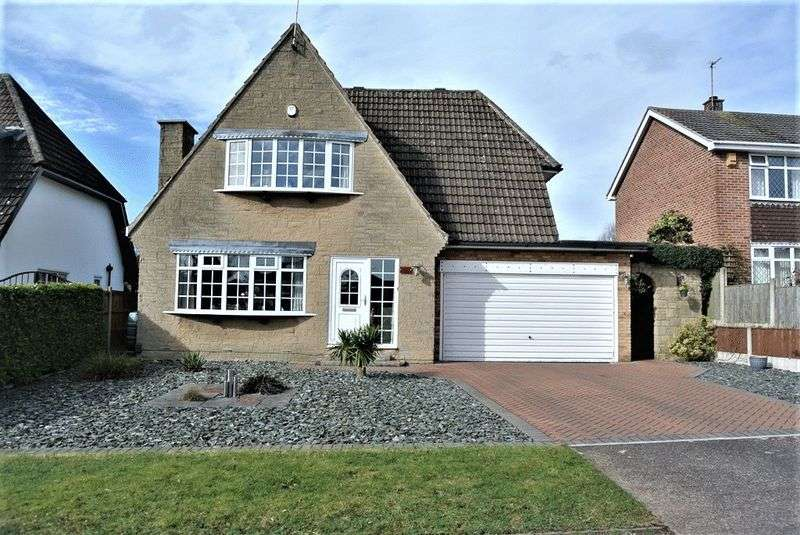 3 Bedrooms Detached House for sale in Southpark Avenue, Mansfield, NG18 4PJ