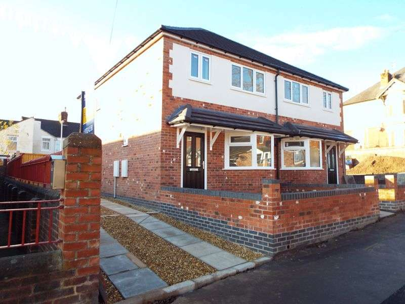 3 Bedrooms Semi Detached House for sale in Chamberlain Avenue, Penkhull, Stoke-On-Trent