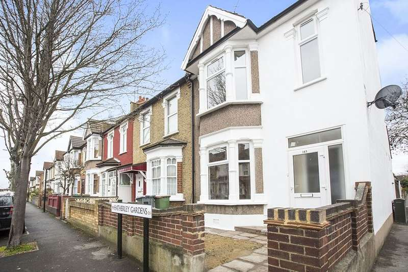 4 Bedrooms Semi Detached House for sale in Hatherley Gardens, London, E6