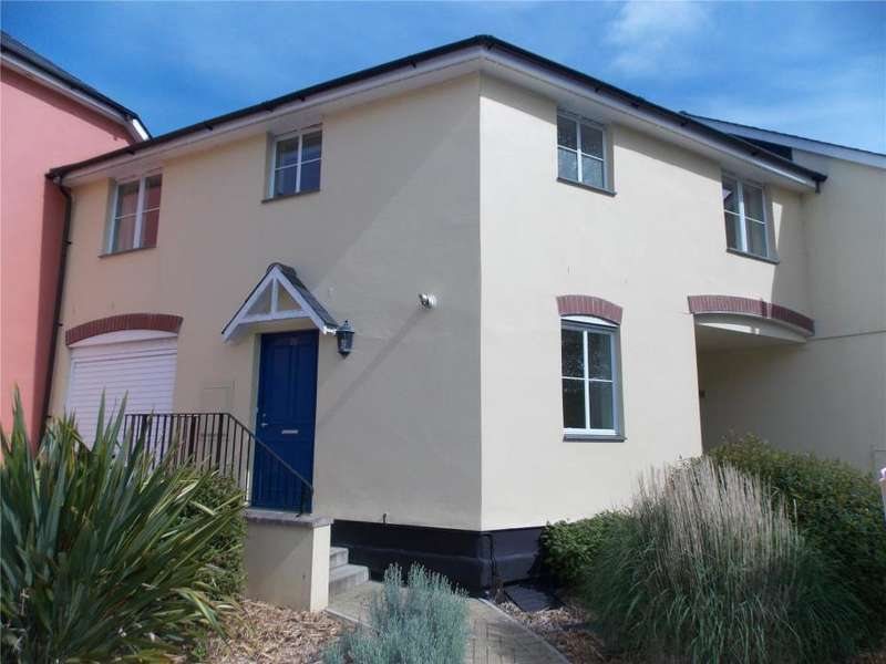 2 Bedrooms End Of Terrace House for sale in Riverside Mills, Launceston, Cornwall