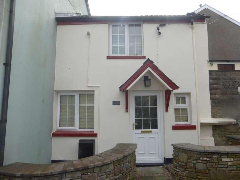 1 Bedroom Terraced House for sale in George Street, Llantrisant, Pontyclun