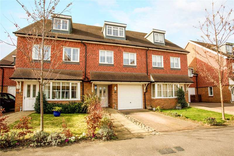3 Bedrooms Terraced House for sale in Brick Lane, Cuckfield, West Sussex, RH17