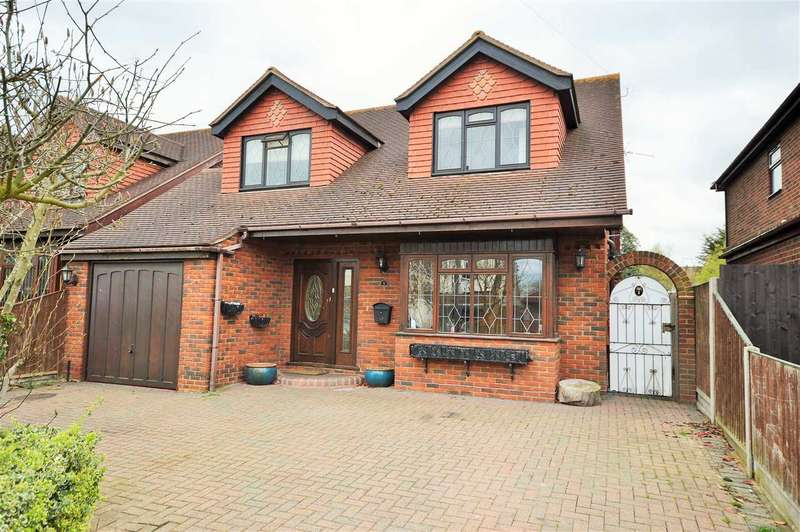 4 Bedrooms Detached House for sale in Beedell Avenue, Wickford
