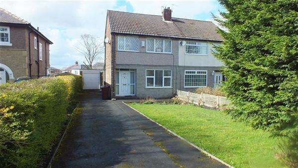 3 Bedrooms Semi Detached House for sale in Colne Road, Burnley