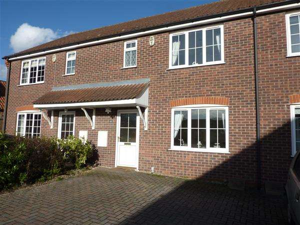 3 Bedrooms Terraced House for sale in BARN OWL CLOSE, HUMBERSTON, GRIMSBY