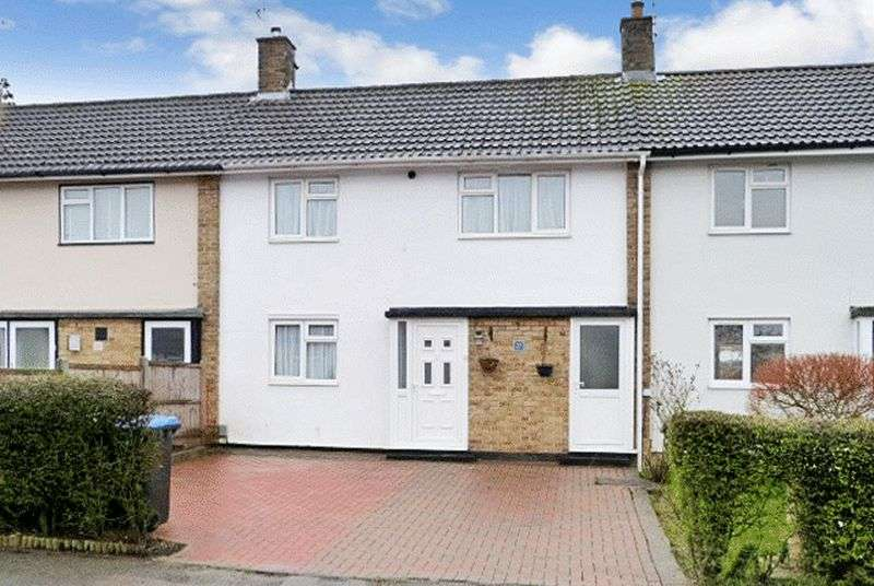 2 Bedrooms Terraced House for sale in Little Thistle, Welwyn Garden City