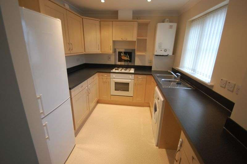 2 Bedrooms Flat for sale in Hillbrook Crescent, Ingleby Barwick, Stockton-On-Tees