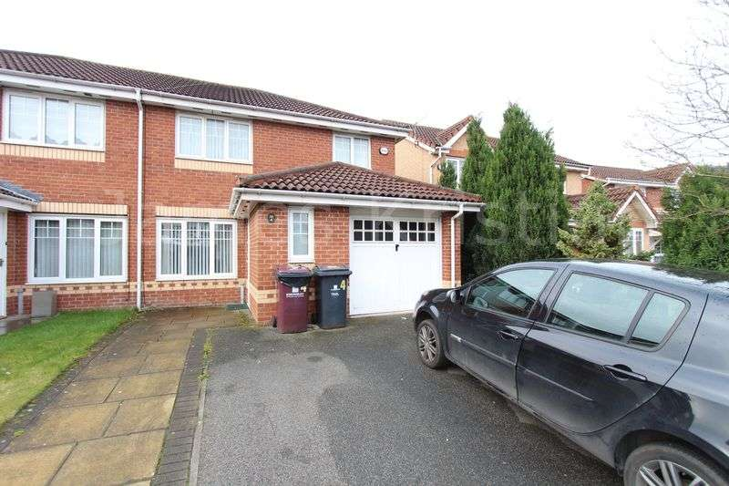 3 Bedrooms Semi Detached House for sale in Turner Grove, Liverpool
