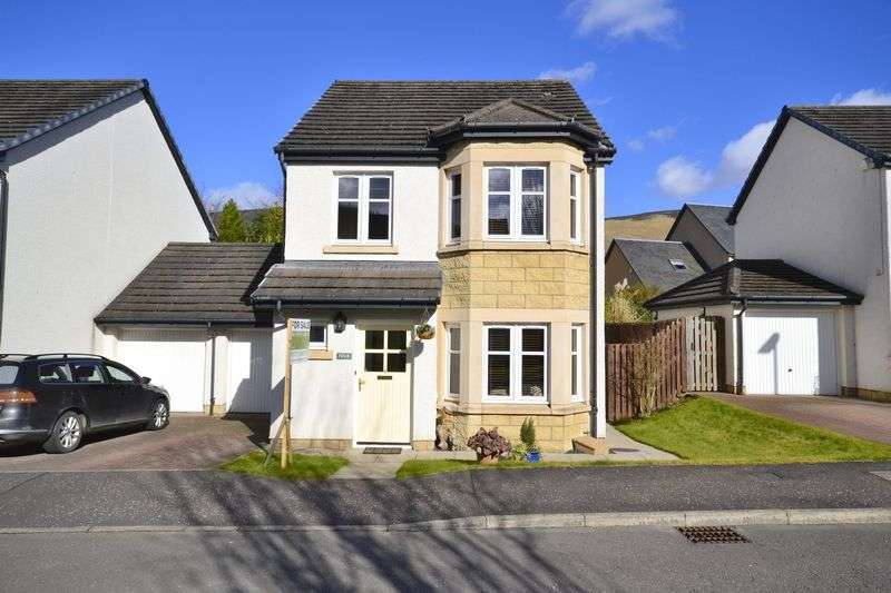 3 Bedrooms House for sale in 4 Govan's Way, Cardrona, Peebles, EH45 9LT