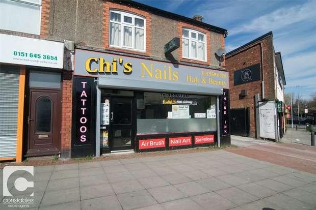 Commercial Property for rent in Bebington Road, Bebington, Wirral, Merseyside