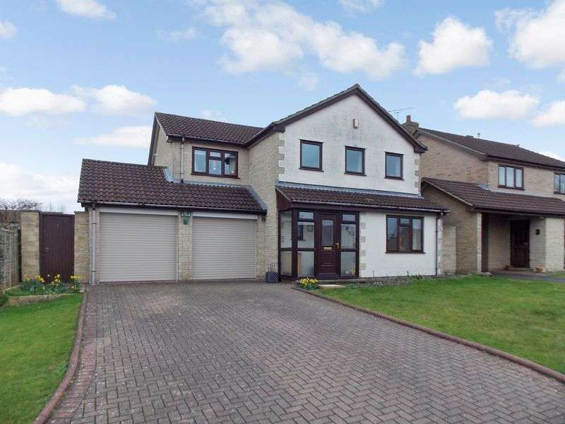 4 Bedrooms Detached House for sale in Braithwaite Way, Frome